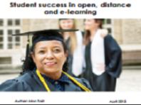 Student success in open, distance and e-learning