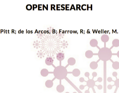 Open Research